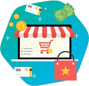 2ae1a81130619 Веб-разработка интернет-магазина – это создание удобного механизма для  продажи товаров и услуг в сети. На страницах онлайн-каталога можно  представить ...