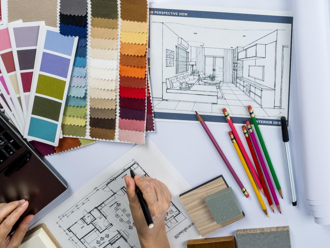 Кейс: маркетинговая стратегия для студии дизайна интерьера
