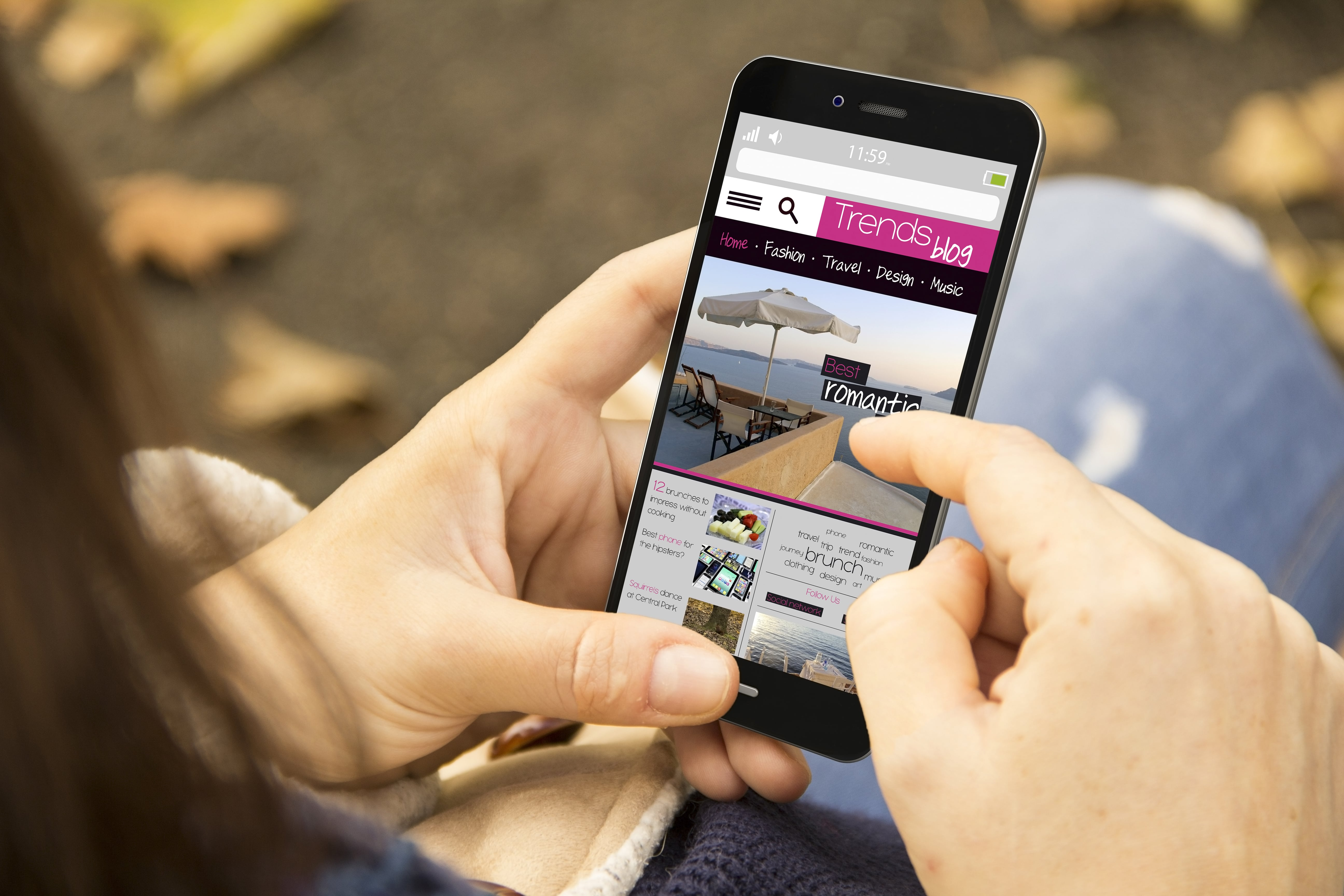Зачем нужен мобильный сайт, или рецепт успеха для настоящих бизнесменов