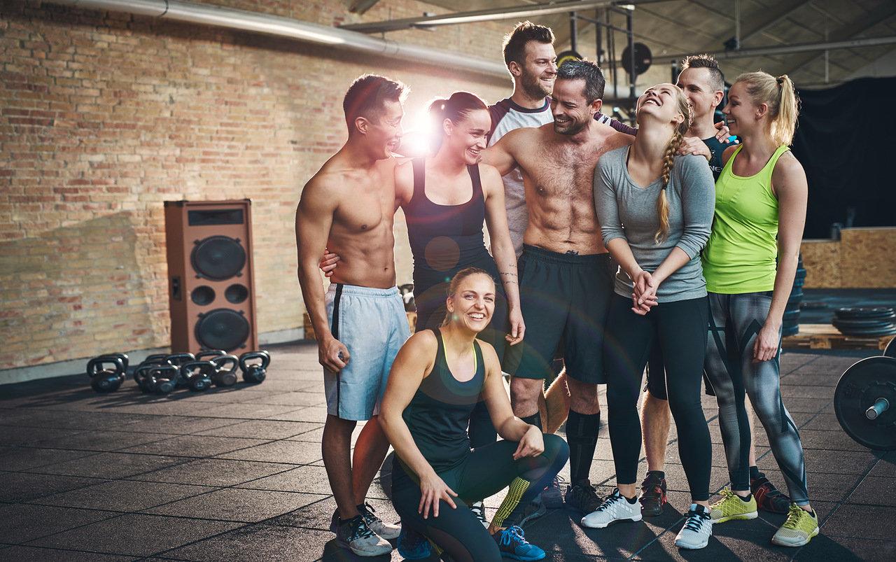 Кейс: продвижение фитнес-клуба