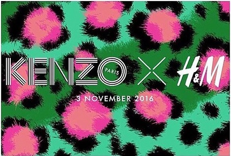 картинка, KENZO и H&M