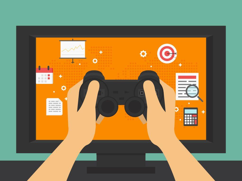 картинка, маркетинг игр