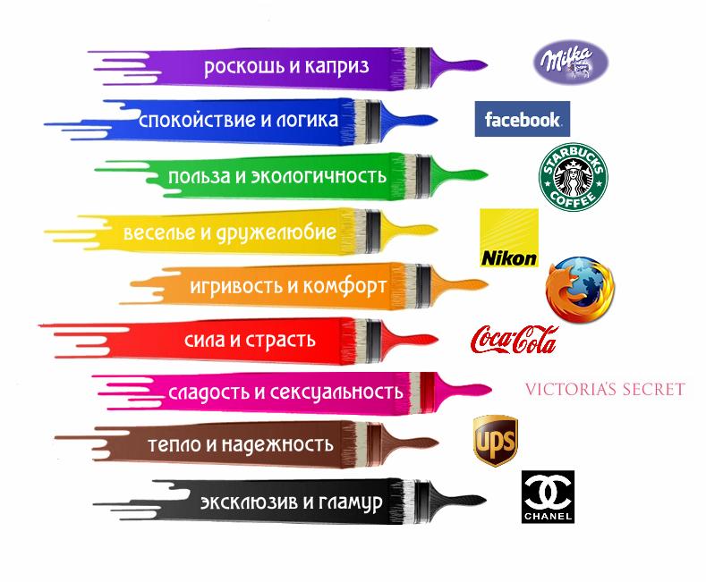 Фирменные цвета
