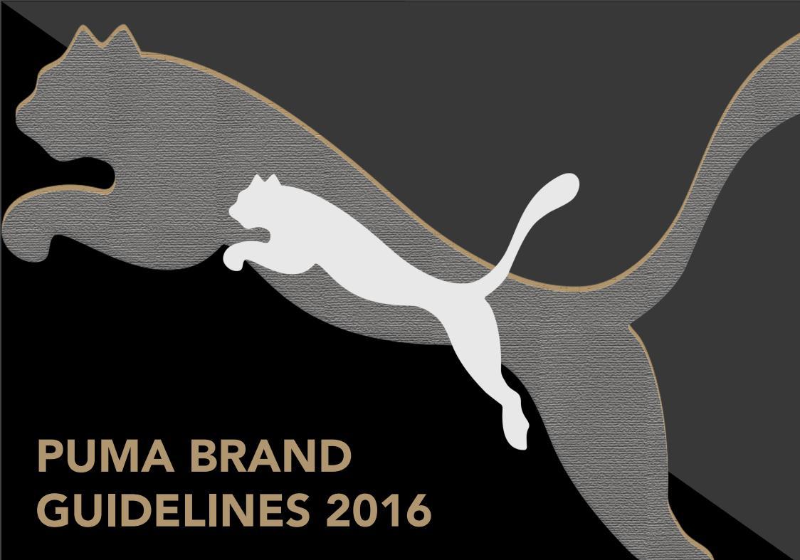 картинка, брендбук Puma