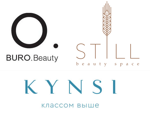 скриншот, логотипы салонов красоты премиум сегмента