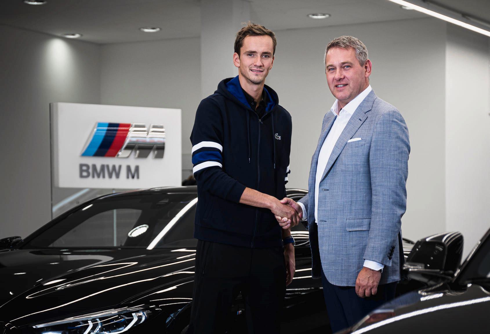 картинка, амбассадор BMW