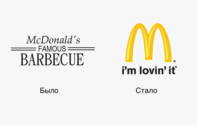 картинка, Логотип Макдональдс