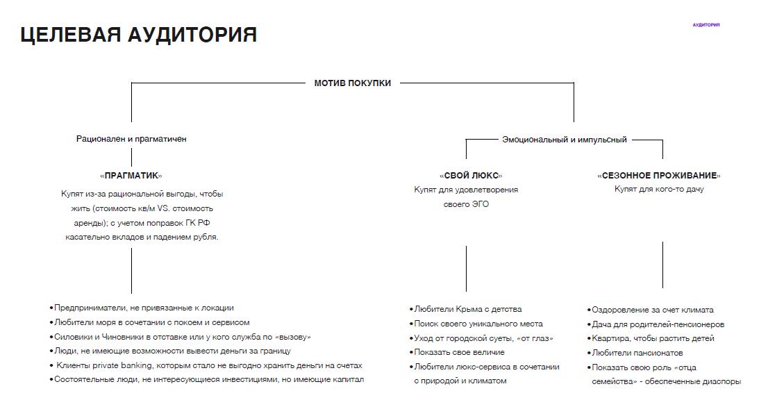 картинка, анализ целевой аудитории Дипломат